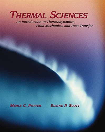 9780534385217: Thermal Sciences: An Introduction to Thermodynamics, Fluid Mechanics, and Heat Transfer (with CD ROM)