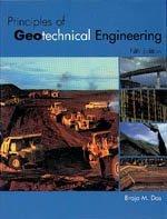9780534387426: Principles of Geotechnical Engineering