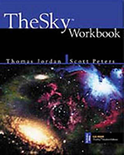 9780534390723: TheSky Workbook (with CD-ROM)