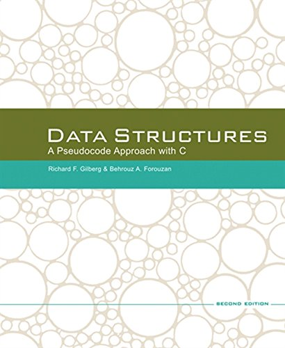 9780534390808: Data Structures: A Pseudocode Approach with C