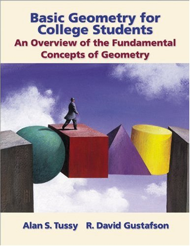 9780534391805: Basic Geometry for College Students: An Overview of the Fundamental Concepts of Geometry