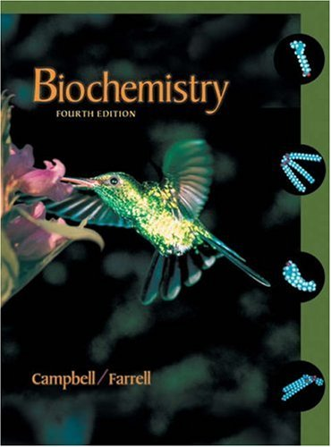 9780534391812: Biochemistry (with Lecture Notebook)