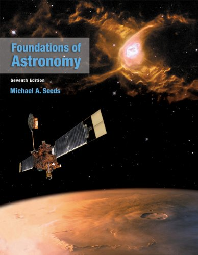 9780534392048: Foundations of Astronomy (with InfoTrac and CD-ROM)