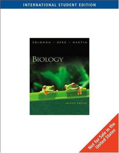 9780534392475: Biology