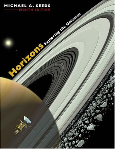 Horizons: Exploring the Universe (0534392695) by Michael A. Seeds