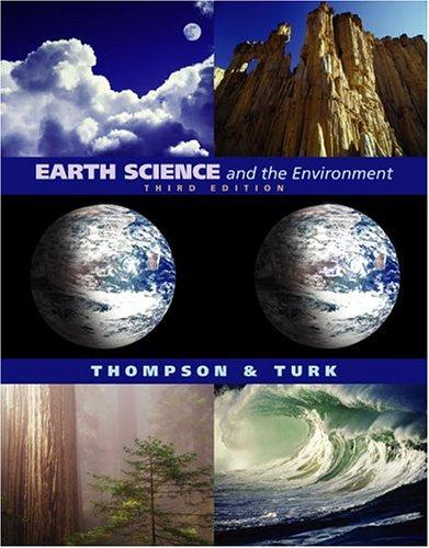 9780534393137: EARTH SCI & ENV W/CD/INFO 3E