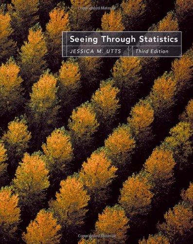 Seeing Through Statistics, 3rd Edition