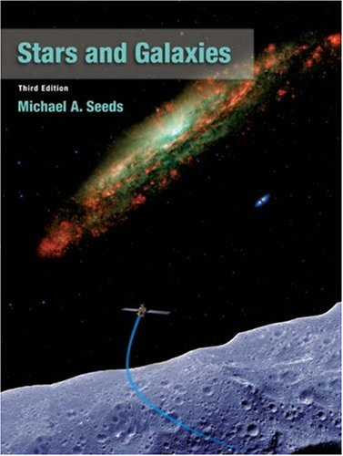 9780534394479: Stars and Galaxies (with InfoTrac and TheSky CD-ROM)