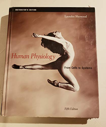 9780534395032: Ie Human Physiology W/CD 5e