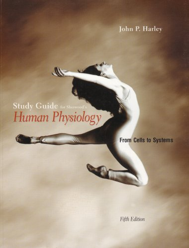 9780534395049: Human Physiology: From Cells to Systems (Study Guide)