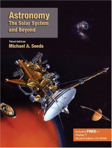 9780534395377: Astronomy: The Solar System and Beyond (with InfoTrac and TheSky CD-ROM)
