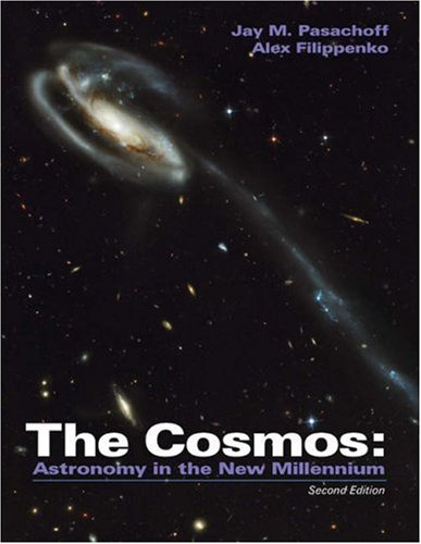 9780534395490: The Cosmos: Astronomy in the New Millennium