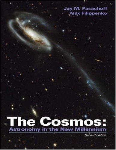 9780534395506: The Cosmos W/CD 2e