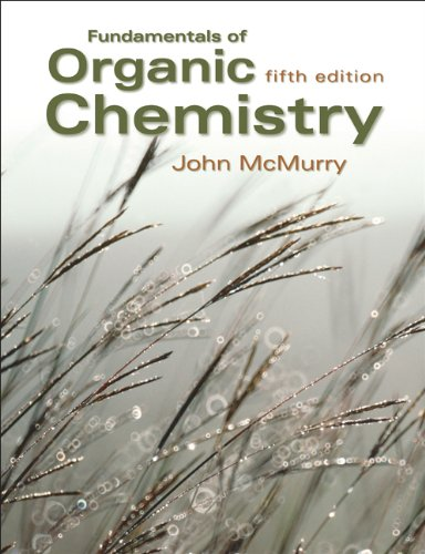 9780534395735: Fundamentals of Organic Chemistry