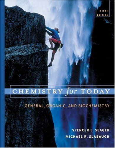 9780534399696: Chemistry for Today: General, Organic, and Biochemistry (with GOB ChemistryNow™ and InfoTrac)