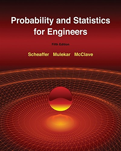 9780534403027: Probability and Statistics for Engineers