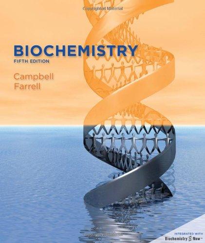 9780534405212: Biochemistry