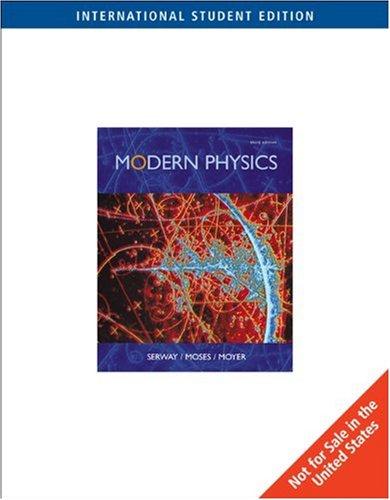 9780534406240: Modern Physics