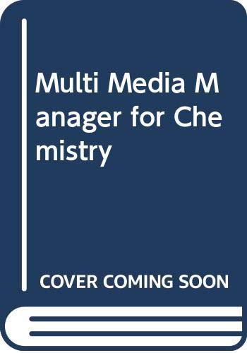 Multi Media Manager for Chemistry (0534406491) by KOTZ