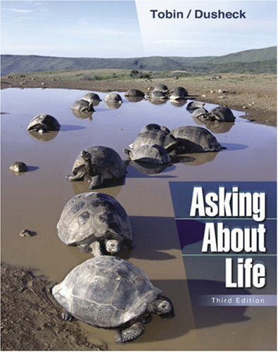 9780534406530: Asking About Life (with CD-ROM and InfoTrac)