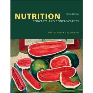 9780534406721: Nutrition: Concepts and Controversies