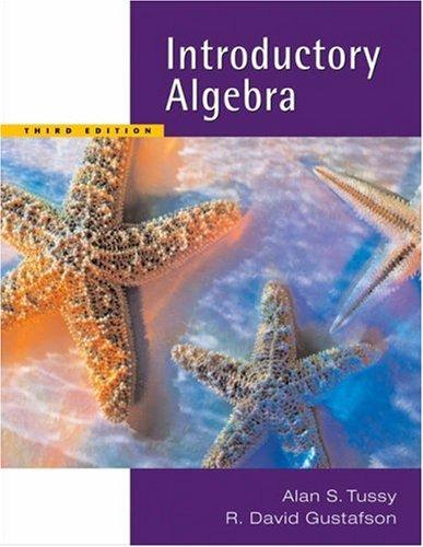 9780534407353: Introductory Algebra (with Video Skillbuilder CD-ROM ) - 3rd Edition