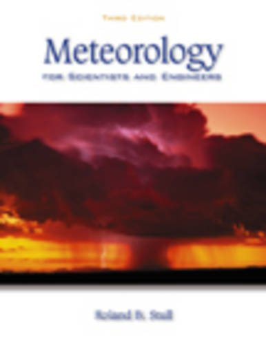 9780534408022: Meteorology for Scientists and Engineers