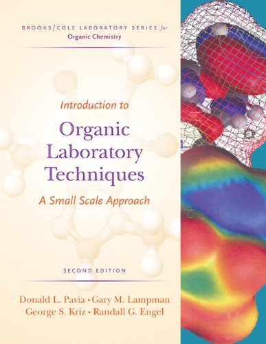 9780534408336: Introduction to Organic Laboratory Techniques: A Small-Scale Approach (Brooks/Cole Laboratory Series for Organic Chemistry)