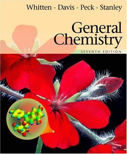 9780534408602: General Chemistry