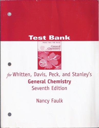 9780534408718: General Chemistry