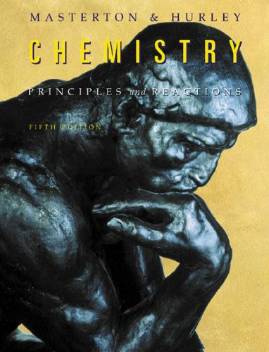 9780534408787: Chemistry: Principles and Reactions (with CD-ROM and InfoTrac) (Available Titles CengageNOW)