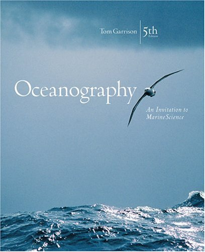 9780534408879: Oceanography: An Invitation to Marine Science (with OceanographyNow, InfoTrac)