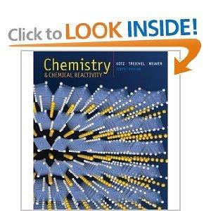 9780534409296: Chemistry & Chemical Reactivity