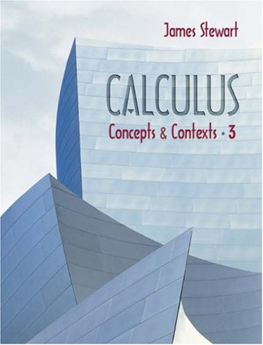 9780534409869: Calculus: Concepts and Contexts (with Tools for Enriching Calculus, Interactive Video Skillbuilder, vMentor, and iLrn Homework)