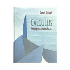 9780534410032: Calculus: Concepts and Contexts