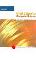 G Michael Schneider Judith Gersting Invitation Computer Science