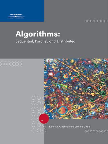 9780534420574: Algorithms: Sequential, Parallel, and Distributed