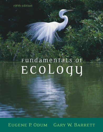 9780534420666: Fundamentals of Ecology