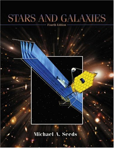 9780534420932: Stars and Galaxies (with CD-ROM, Virtual Astronomy Labs, AceAstronomy, and InfoTrac)