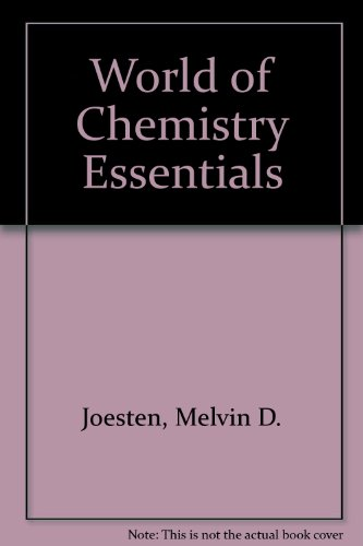 9780534421403: World of Chemistry Essentials