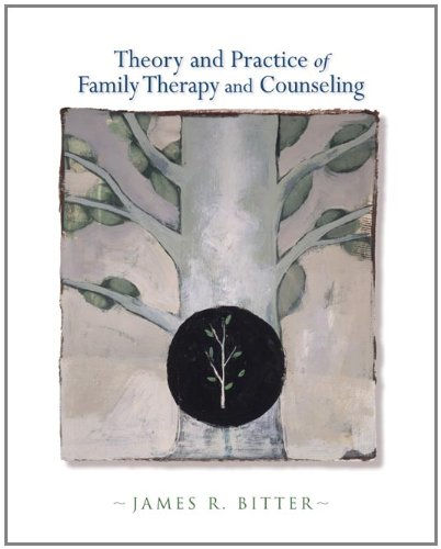 9780534421786: Theory and Practice of Family Therapy and Counseling (SAB 230 Family Therapy)