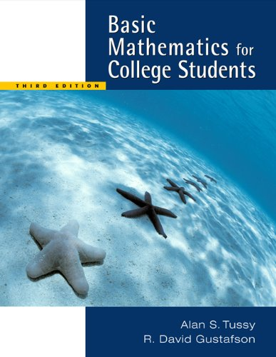 9780534422233: Basic Mathematics for College Students (w/CD & Printed Access Card Enhanced iLrn™ Tutorial, iLrn™ Tutorial, The Learning Equation Labs, Student Resource Center) (Available Titles CengageNOW)