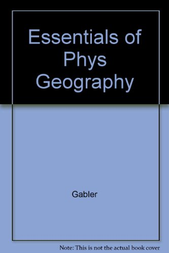 9780534422820: Essentials of Physical Geography, Media Edition (with InfoTrac)