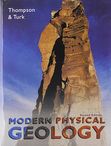Modern Physical Geology, Media Edition (with InfoTrac): Thompson, Graham R.