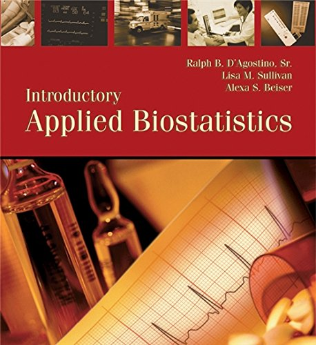 9780534423995: Introductory Applied Biostatistics (with CD-ROM)