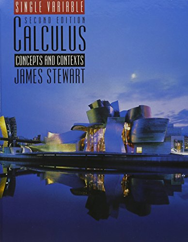 9780534434663: Single Variable Calculus: Concepts and Contexts (with CD-ROM, Make the Grade, vMentor, and InfoTrac) (Available Titles CengageNOW)