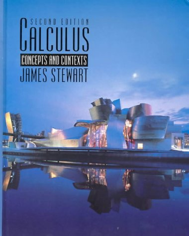 9780534437367: Calculus: Concepts and Contexts (with CD-ROM, Make the Grade, vMentor, and InfoTrac) (Available Titles CengageNOW)