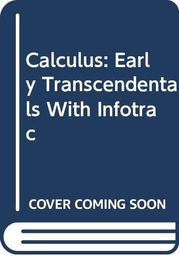 9780534437794: Calculus