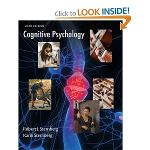 9780534451516: Cognitive Psychology