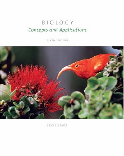 9780534462246: Biology: Concepts and Applications (Paperbound with CD-ROM, How Do I Prepare/vMentor, and BiologyNow/InfoTrac) (Available Titles CengageNOW)